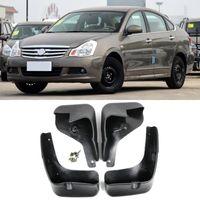 Auto Schmutzfänger Für Nissan Almera G11 Russland Version / Sylphy 2012-2016 Spritzschutz Schmutzfänger Kotflügel Kotflügel G15 2013 2014 2015