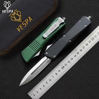 Lama da campeggio senza coltello: D2 (D / E Satin) Maniglia: Alluminio, Survival Survival Outdoor Colors Tools Tools, 6 EDC Spedizione, Vespa ESRKI