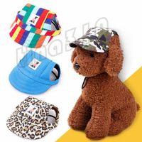 joyas accesorios para mascotas perros de moda para mascotas boina caliente-venta de la gorra de béisbol mascota de peluche de pato tapa de la lengua T9I0011