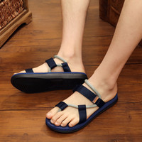 e1f71bb1ddae New Arrival. 2019 New Summer Beach Shoes Men Sandals Roma Leisure  Breathable Clip ...