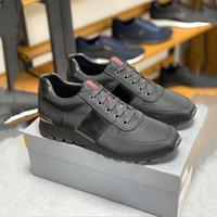 2021 رخيصة رجل اللباس أحذية مصمم متعطل الرجال أحذية الرجال تنفس الأحذية القماش والجلود متشابكة الأزياء الترفيه الرجال المفضل