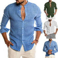 قميص رجالي عارضة أنيقة يتأهل قمصان طويلة الأكمام عارضة اللباس مع 4 ألوان حجم الآسيوية M-3XL