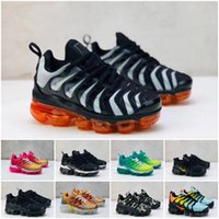 New Chaussures Kids Tn Plus Running Shoes Infant big boys gi...