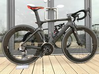 Bob Colnago Concept Carbon Road Bike Black Bicycle Store كامل دراجة مع Ultegra Groupset 88mm Bob Wheelset