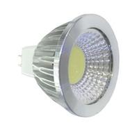 Faretto LED OMB 4W MR16 (GU5.3) COB 1380LM 6500K DC 12V