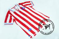 Frete grátis CHIVAS DE GUADALAJARA 110 anos de aniversário camisa de futebol