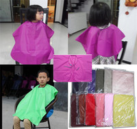 New kid child salon waterproof hair cut hairdressing barbers...