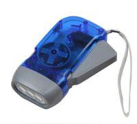 Nuovo protable 3 LED dinamo Wind Up torcia elettrica della mano Light Press manovella NR campeggio libero veloce del DHL