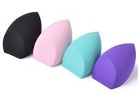 DHL gratuit SACE LADY maquillage éponge cosmétiques professionnels Puff pour la Fondation Correcteur Crème Make Up Blender Eau douce éponge