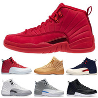 5c5bd6cb029 Wholesale retro 12 for sale - Group buy 2019 New s Winterized WNTR Gym Red  Michigan