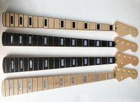 Fabrik-Sonderverkauf 4/5 Saiten E-Bass Hals mit 20 Bünden, Vier Arten, kann individuell angepasst werden, wie verlangt
