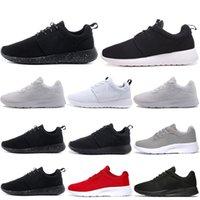 Tanjun Run Chaussures De Course Pour Hommes Femmes Triple Blanc Noir Olympique Londres En Plein Air Hommes Entraîneur Athlétique Sports Sneakers 36-45 livraison gratuite