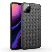 PU Weave Leather PatternCase Compatible for Iphone 11 Pro Ma...