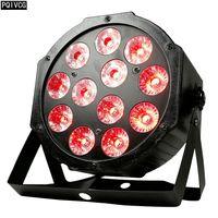 12x12W 12x18W LED PAR LUZ RGBW / RGBWA UV 4IN1 / 6IN1 DMX512 Luz de discoteca Equipo de DJ