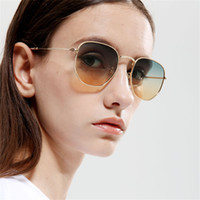 The New Cool Women' s Latest Frame Ocean Sunglasses Men&...