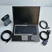 MB Estrela C6 SD C6 X-Entry Doip com laptop usado D630 Diagnóstico Multiplexer Soft-Ware V12.2020 Carro Auto Diagnóstico Ferramenta