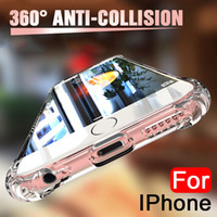 Clear Transparent Soft TPU Silicone Case On The For iPhone 6...