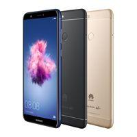 الهاتف الأصلي هواوي استمتع 7S 4G LTE الهاتف الخليوي 3GB RAM 32GB ROM كيرين 659 الثماني النواة الروبوت 5.65 بوصة 13.0MP بصمة ID سمارت موبايل