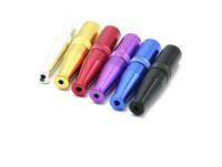 Nova Mini Torpedo Metal Pipe 2018 Multicolor Bala Snuff Pote Pipe