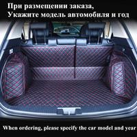 Custom Cargo Liner Auto Trunk Matte für Jeep Compass Grand Cherokee Renegade Wrangler Patroit Auto Trunk Matten Zubehör