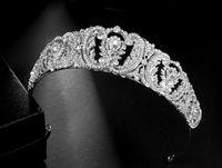 2020 Princess New Popular Beautiful Hair Accessories Bridal Tiaras Crystals Rhinestone Bridal Wedding Party Hair Crown Headpieces