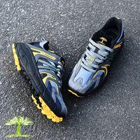 حار بيع treeperi مكتنزة 10 الرجال النساء الأحذية السببية الكاكي رياضة حمراء مصمم أحذية المدربين أسود رمادي أصفر فضة أحذية رياضية 36-44