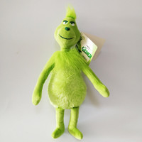 """11.8"""" 30cm How the Grinch Stole Christmas Plush Toy Animals For Child Holiday Gifts"""