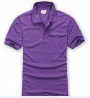 Heiße neue Krokodil Polohemd Men Kurzarm Casual Shirts Mann Solid klassische T-Shirt plus Camisa Polo