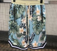 New Style Summer Men Fashion Hip Hop Trend Beach Shorts Kpop...
