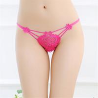 91c42053a Cuecas g-string g fio tanga Atacado frete grátis hot women Feminino Sexy  lingerie calcinha