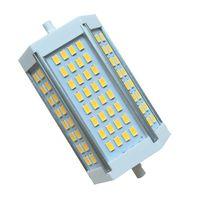 CRESTECH R7S Base LED-Glühlampe 118mm LED dimmbare Tageslicht 6000K R7s LED Ersatzlampe AC85-265V