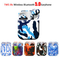 Upgraded I9s TWS Bluetooth 5. 0 Wireless Earphone Portable Bl...