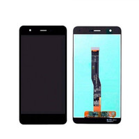 Für huawei nova plus lcd display monitor touchscreen digitizer panel assembly ersatz kostenlose tools