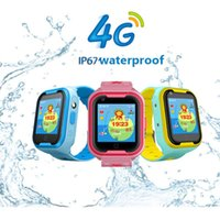 4G Smart Watch Children Phone Call GPS Early Education Smart...