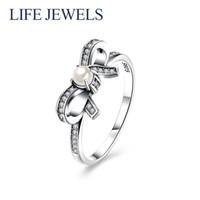 Autentica 100% 925 Sterling Silver Pearl Madre di fascino degli anelli l regalo di giorno del argento sterlina delle donne di San Valentino gioielli 18179