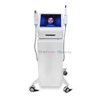 Profesyonel 3 1 Hifu Makinesi Vajinal Sıkılaştırma Gençleştirme HIFU Yüz Kaldırma Vücut Zayıflama Güzellik Ekipmanları