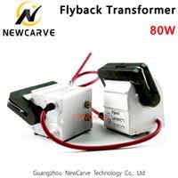 80W haute tension Flyback Transformateur 80W pour Laser CO2 d'alimentation Pièces NEWCARVE
