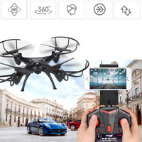 Cameras Quadcopter X5SW- 1 FPV WIFI Video Drone RTF