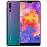 Original Huawei P20 Pro 4G LTE-Handy 6 GB RAM 256 GB ROM Kirin 970 Octa-Core Android 6.1 Zoll 40MP Fingerabdruck-ID NFC Smart Mobile Phone