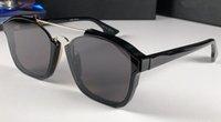 New Fashion Designer Sunglasse Résumé Cadre Carré populaire avant-gardiste d'été style Top qualité UV400 Lunettes Protection