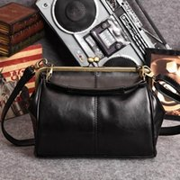OCARDIAN Handbag Women Vintage Solid Color Shoulder Bag Hook...