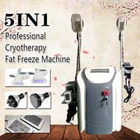 2020 neues Cryolipolysis Fett Einfrieren Maschine Kryotherapie Schlankheits-Cavitation Rf-Maschine Fettreduktion Lipo-Laser-Maschine DHL
