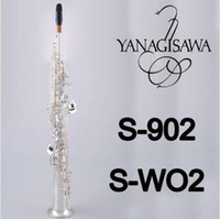 High quality Japan YANAGISAWA 902 B flat Music instrument So...