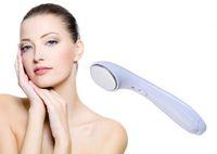 بالموجات فوق الصوتية الكهربائية جهاز تجميل الوجه الجلد لشد الجلد أيوني شد الوجه مدلك الوجه آلة تنظيف الوجه الرول ايون بالاهتزاز