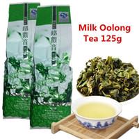 125g Oolong biologique thé chinois Sélection Taiwan lait de haute qualité Oolong Thé vert Nouveau printemps thé vert Promotion alimentaire