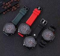 Venta caliente Hombres DZ Mujeres Corriendo Relojes Deportivos Marca Top Reloj de comercio de lujo Relojes de moda Relojes de pulsera Relojes tácticos