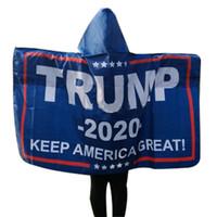 Donald Trump Corpo del Capo Flag Banner 3x5 4x6 FT 2020 Keep America Grande poliestere di alta qualità Stampato per gli Stati Uniti il presidente Election