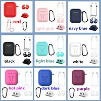 5 in 1 Silicone Case For Airpods 1 2 Wire Eartip Protective ...