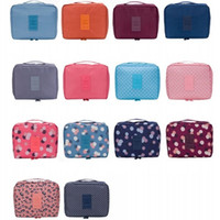 27 colors Girls Cosmetic Bag Multifunction Organizer Waterpr...