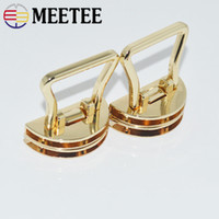 BF118 Meetee Women Bag Metal Clasp Turn Lock D Ring Mortise ...